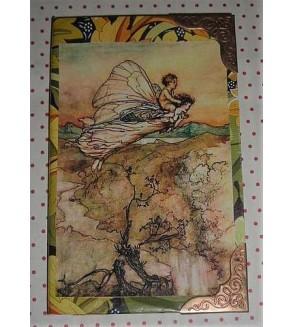 Petit carnet Arthur Rackam : Midsummer's night dream