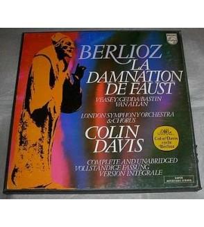 La damnation de Faust (3 X 12'' vinyl)