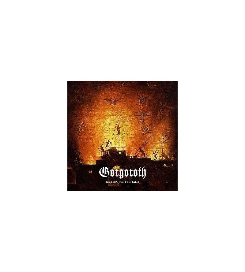 Instinctus bestialis (Ltd edition CD)