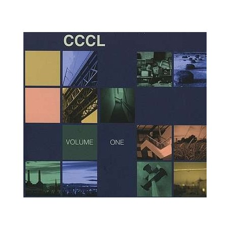 CCCL - Chris Carter's chemistry lessons volume one (CD)
