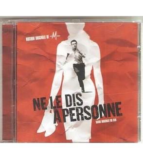 Ne le dis à personne soundtrack (CD)