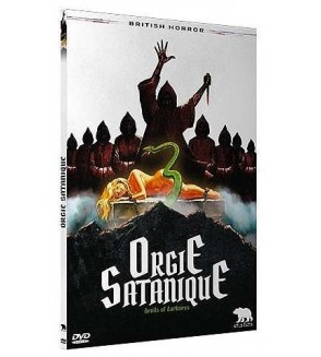 Orgie satanique (DVD)