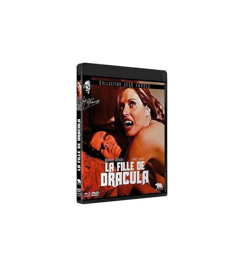 La fille de Dracula (Blu-ray + DVD)