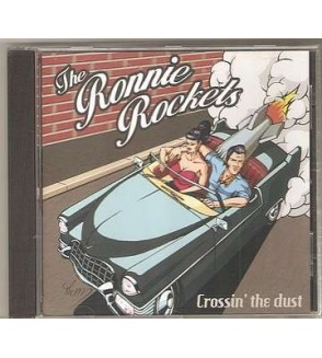 Crossin' the dust (CD)