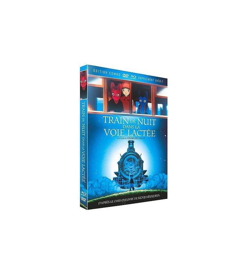 Train de nuit dans la voie lactée (DVD + Blu-ray)