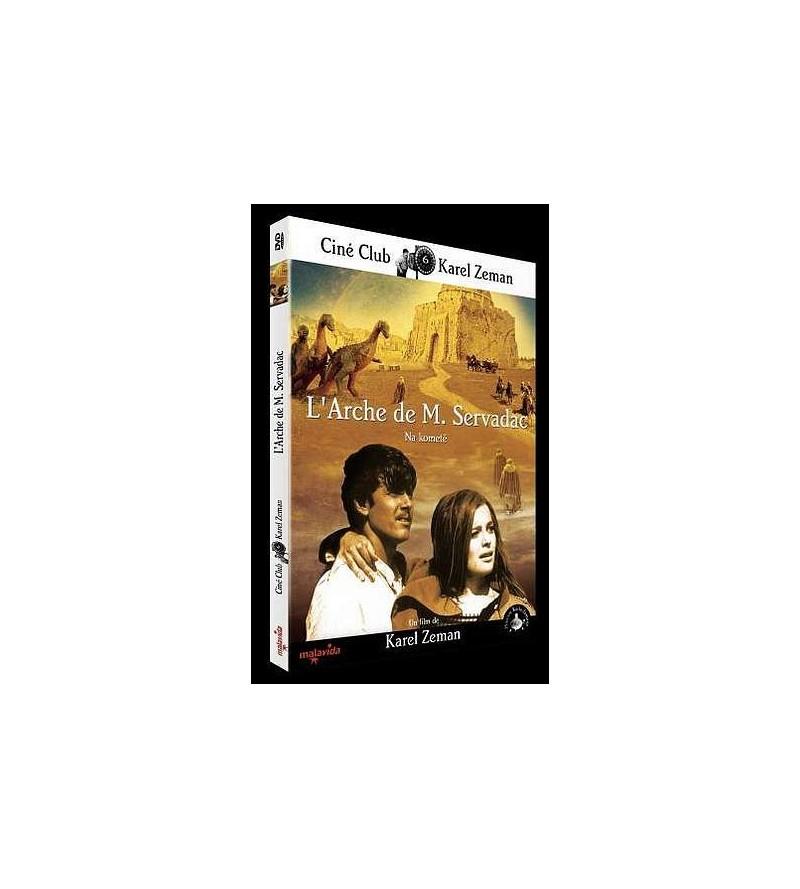 L'arche de M. Servadac (DVD)