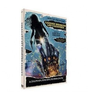 Laissez bronzer les cadavres (DVD)