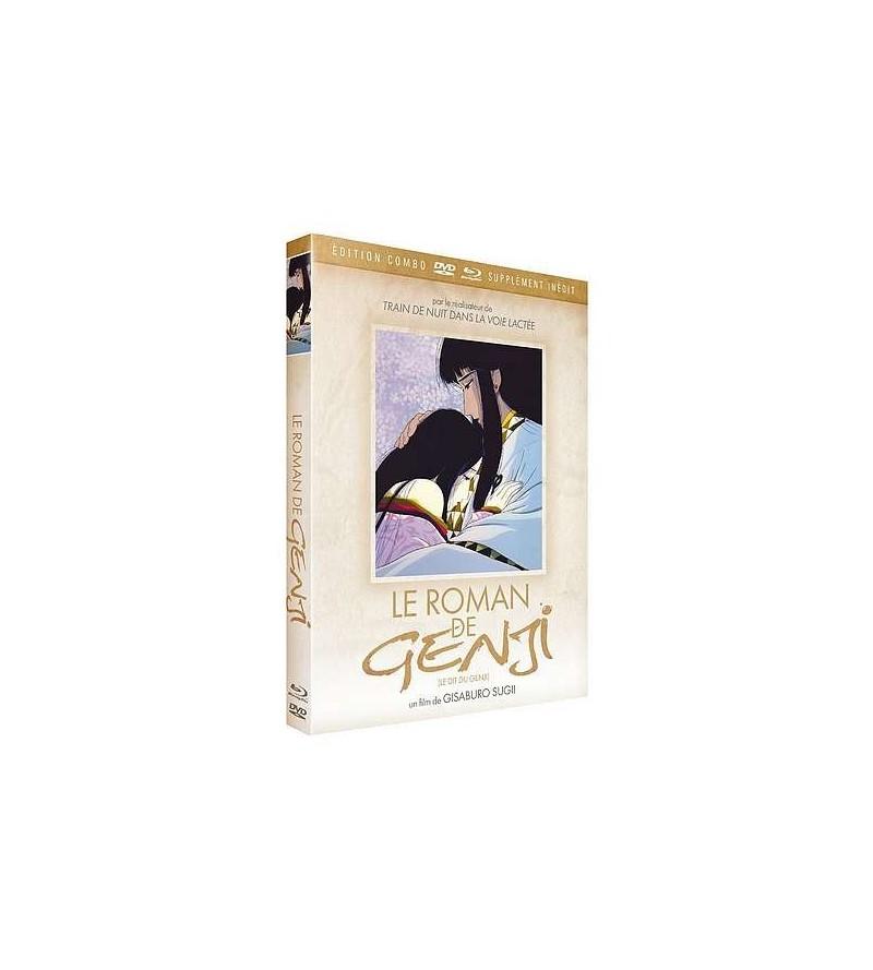 Le roman de Genji (DVD + Blu-ray)