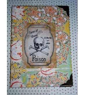 Carnet Essence of arsenic