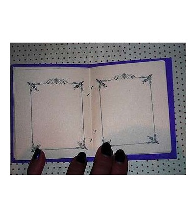 Petit carnet Alice We are all mad here