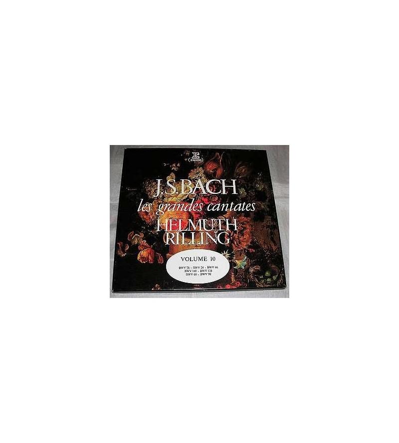 Les grandes cantates volume 10 (3 X 12'' vinyl