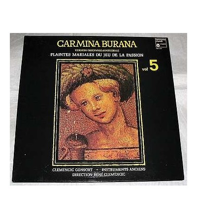 Carmina burana vol 5 (12'' vinyl)