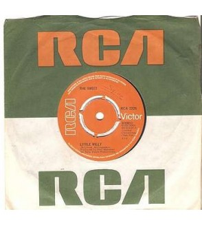 Little Willy / Man from Mecca (7'' vinyl)