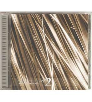Piano textures 2 (CD)
