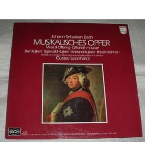 Musikalisches Opfer (12'' vinyl)