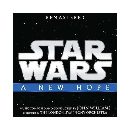 Star wars – A new hope soundtrack (CD)
