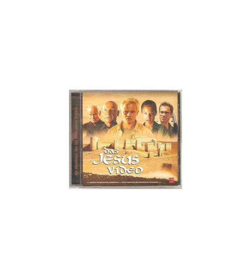 Das Jesus video soundtrack (CD)