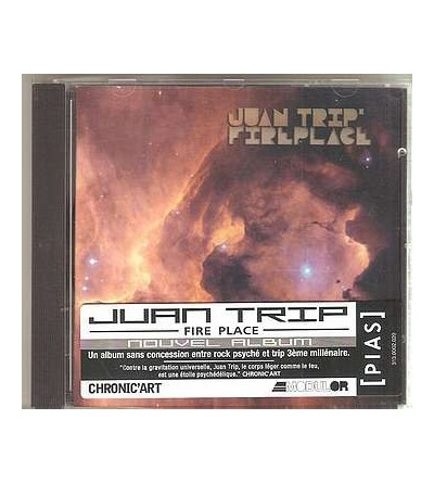 Fire place (CD)