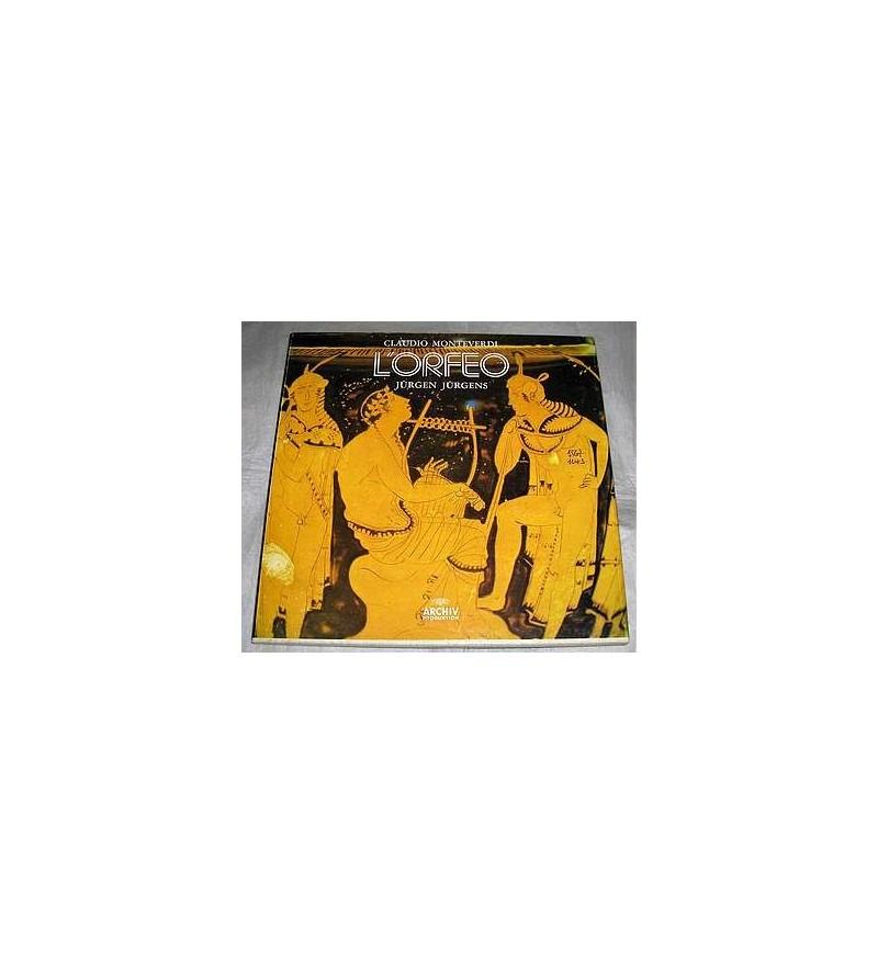 L'orfeo (3 X 12'' vinyl)