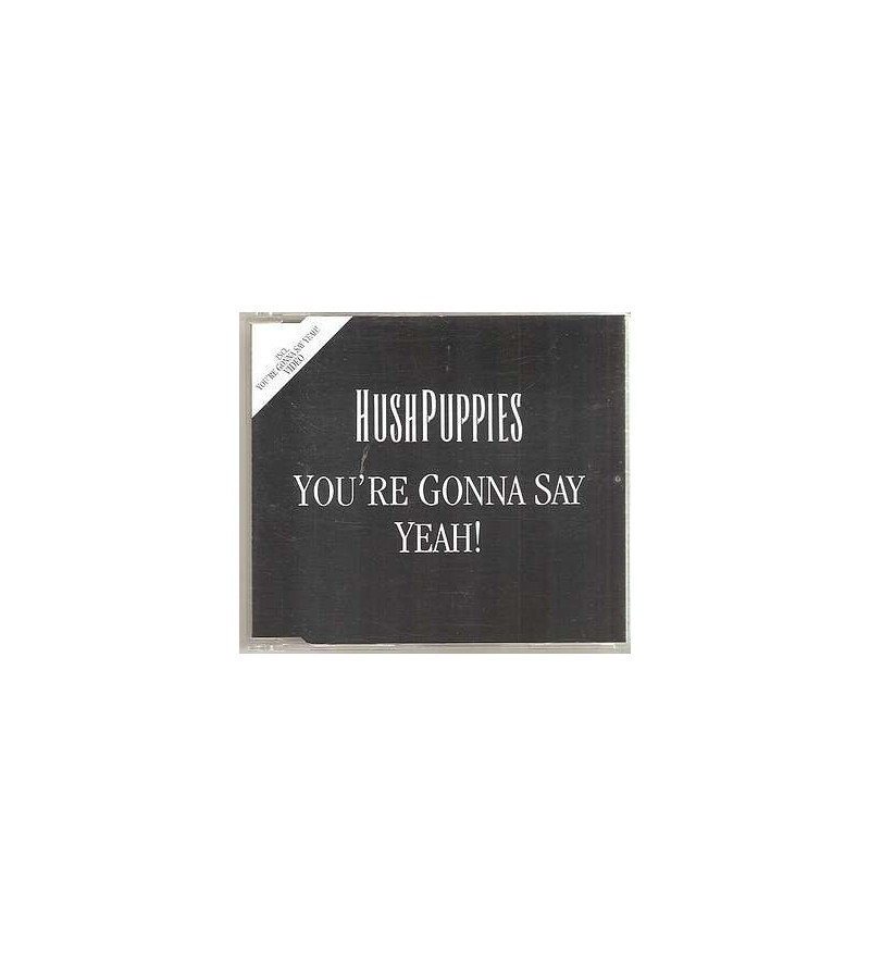 You're gonna say yeah! (CD)