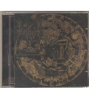 Monument to time end (CD)