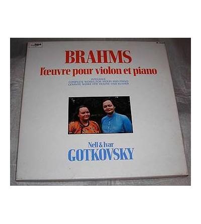 L'oeuvre pour violon et piano (2 X 12'' vinyl)