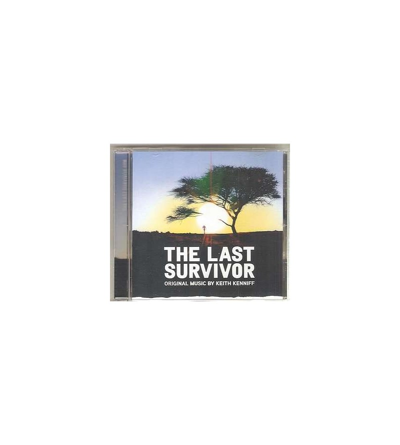 The last survivor soundtrack (CD)