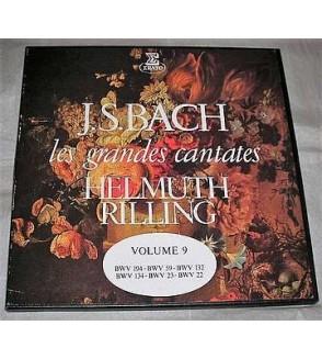 Les grandes cantates volume 9 (3 X 12'' vinyl)