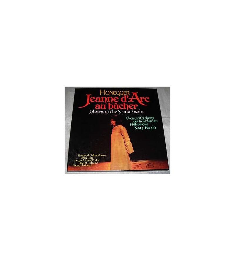 Jeanne d'Arc au bûcher (2 X 12'' vinyl)