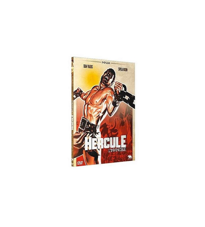 Hercule l'invincible (DVD)