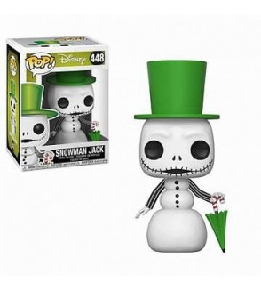 Figurine Pop! The nighmare before Christmas : Snowman Jack