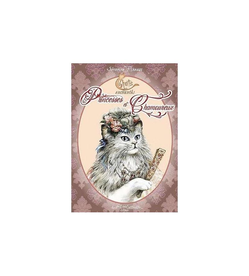 Petit grimoire – Chats enchantés – Princesses et chamoureux