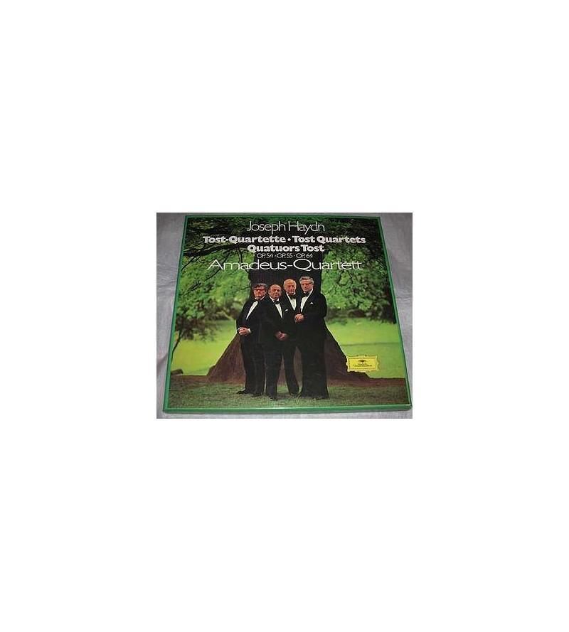 Tost-Quartette (6 X 12'' vinyl)