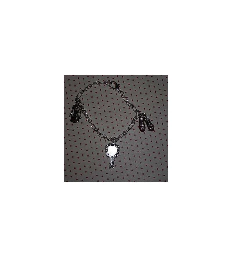 Bracelet breloques Demoiselle
