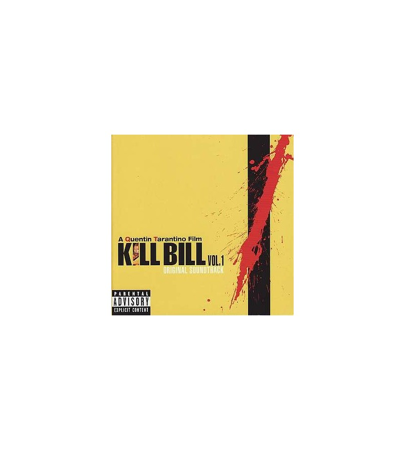 Kill Bill vol. 1 soundtrack (CD)