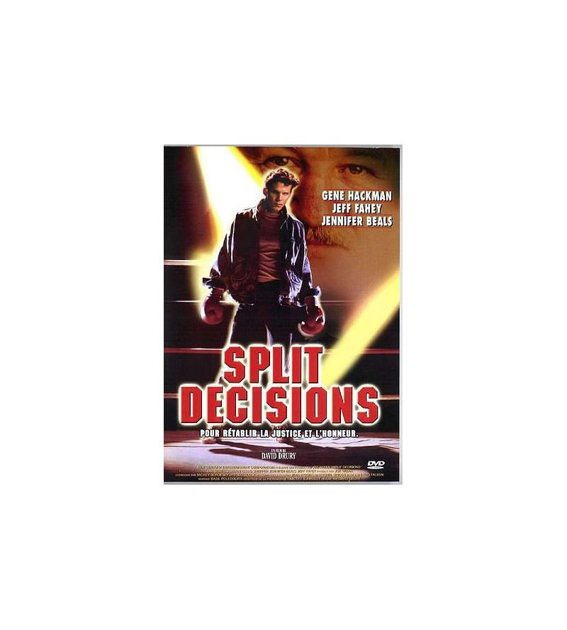 Split decisions (DVD)