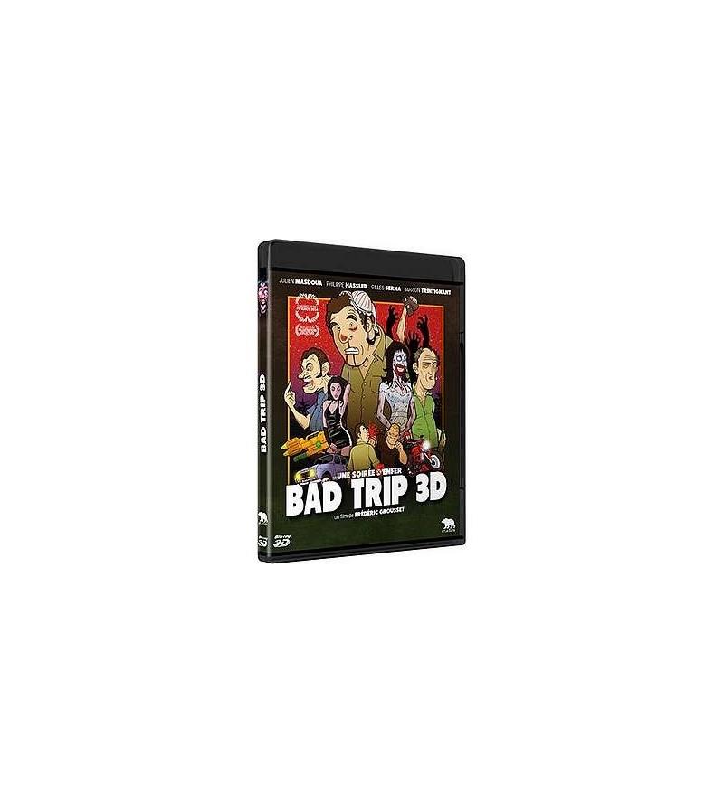 Bad trip 3D (Blu-ray)