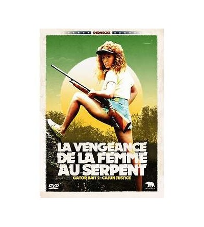 La vengeance de la femme au serpent (DVD)