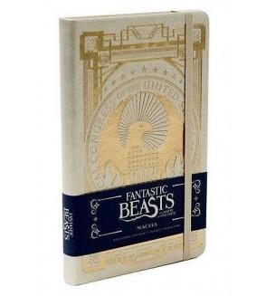 Carnet de notes Les animaux fantastique : Macusa