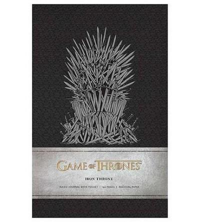 Carnet de notes Game of thrones : Iron throne