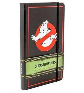 Carnet de notes Ghostbusters : No ghost symbol