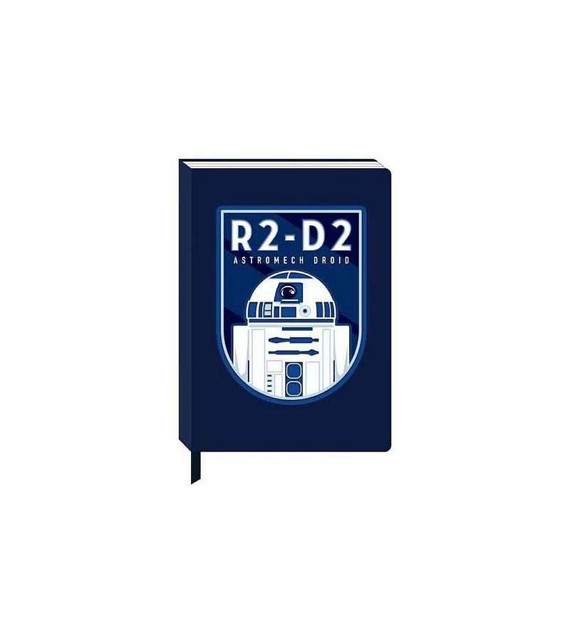Carnet Star wars : R2-D2