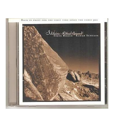 Solitaire ritual ground (CD)