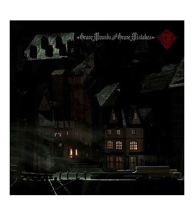 Grave mounds and grave mistakes (CD)