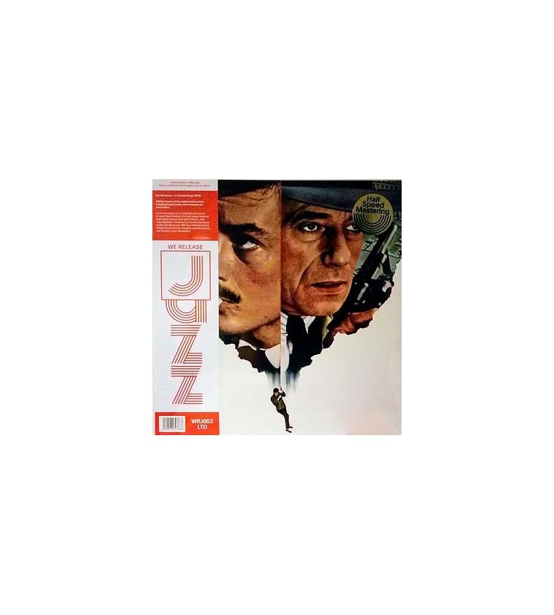 Le cercle rouge soundtrack (Ltd edition 12'' vinyl)