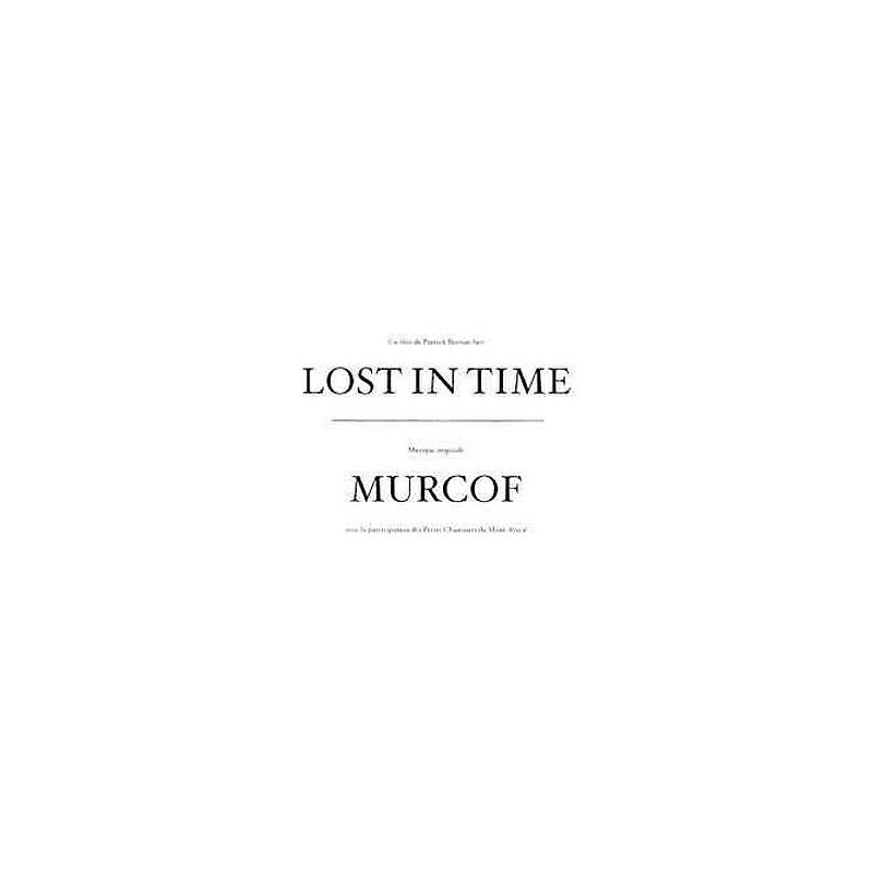 Lost in time soundtrack (CD)