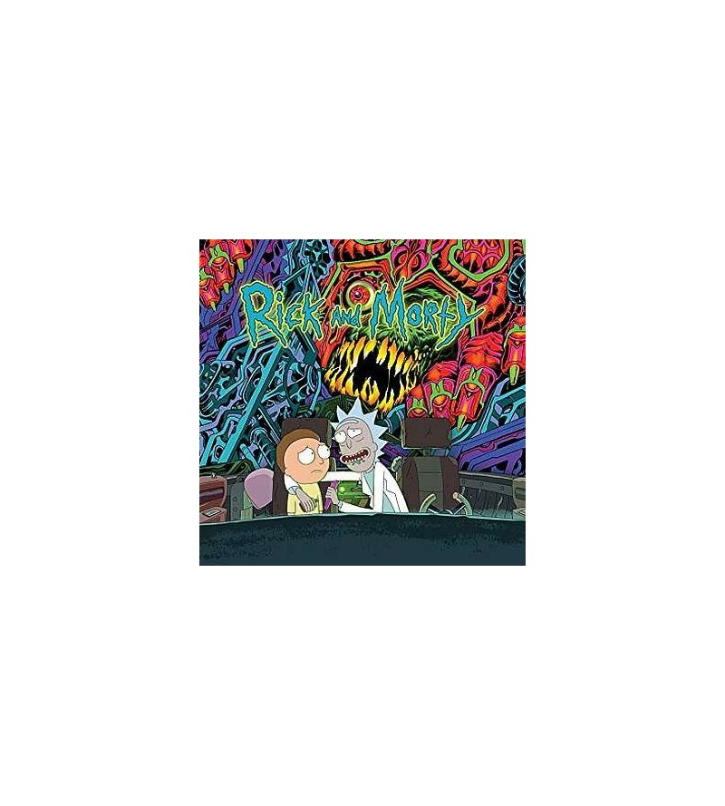 Rick and Morty soundtrack (CD)