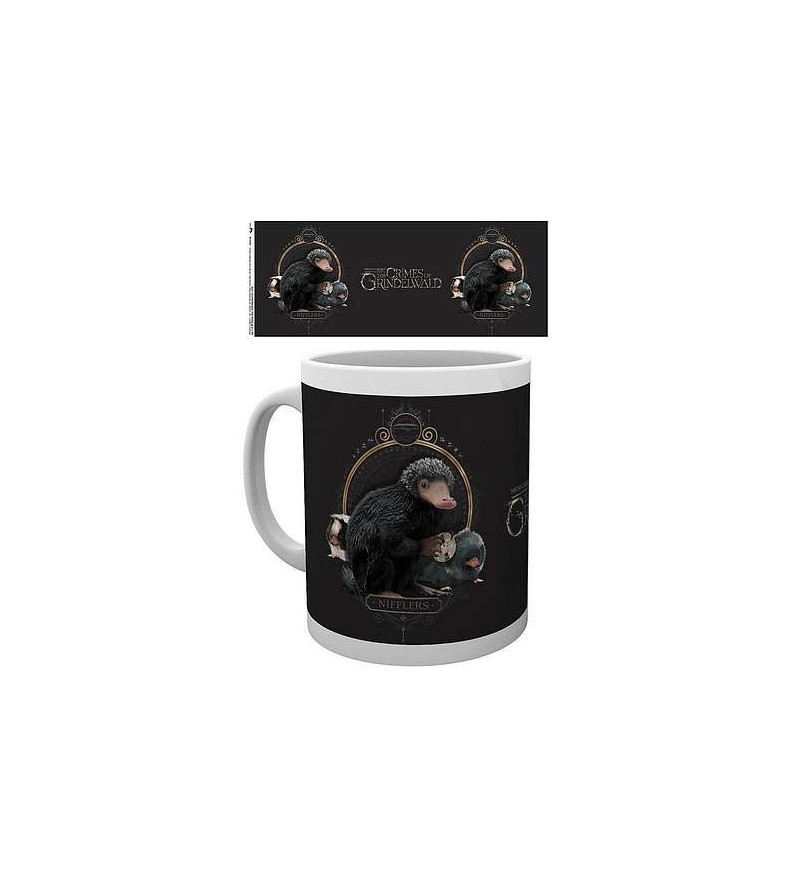 Mug Fantastic beasts 2 crimes of Gridelwald : Nifflers