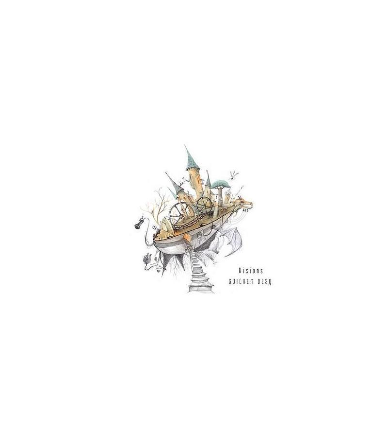 Visions (CD)