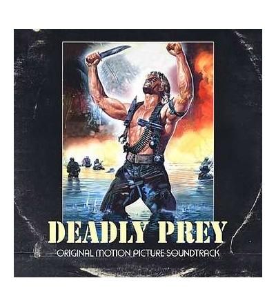Deadly prey soundtrack (Ltd edition CD)